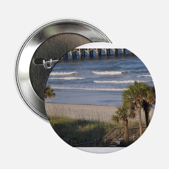 "Beach Time 2.25"" Button"