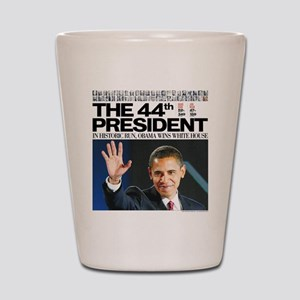 44th President Shot Glass