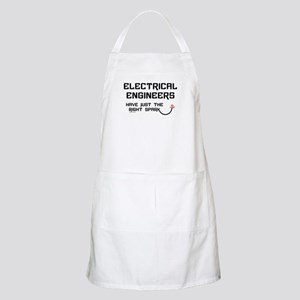 Electrical Engineers Sparks BBQ Apron
