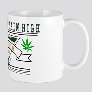 Denver Colorado Cannabis Mug