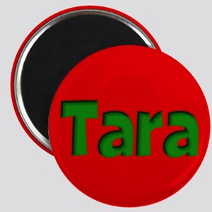Tara Red and Green Magnet