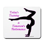 Gymnastics Mousepad - Training