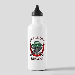 blackops logo Stainless Water Bottle 1.0L