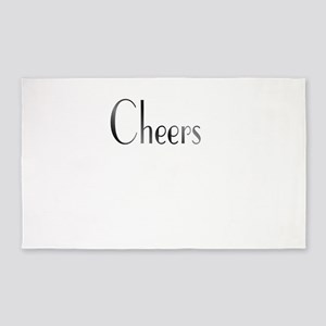 Cheers 3'x5' Area Rug