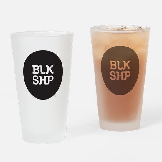 BLK SHP Drinking Glass