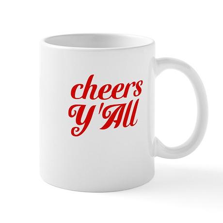 Cheers YAll Mug