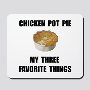 Chicken Pot Pie Mousepad