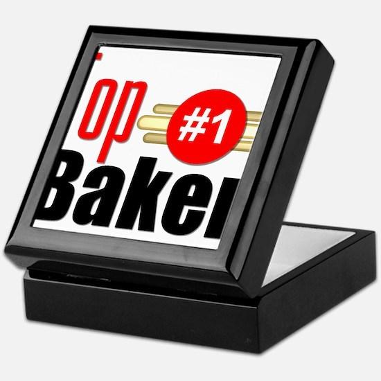 Top Baker Keepsake Box
