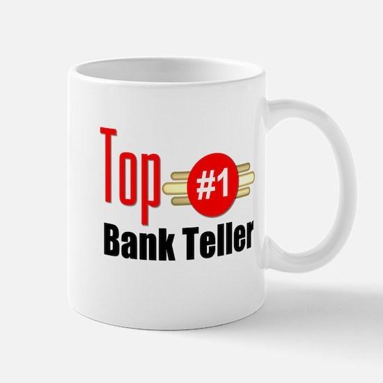Top Bank Teller Mug