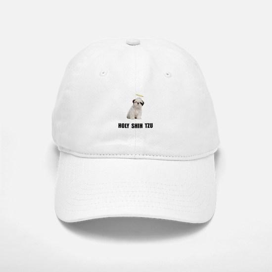 Holy Shih Tzu Baseball Baseball Cap