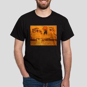 RA in SOLAR BARQUE Dark T-Shirt