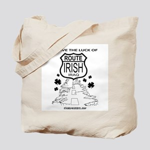 Route Irish 3 Tote Bag