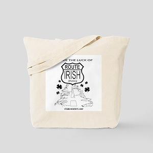 Route Irish 3 Tote Bag