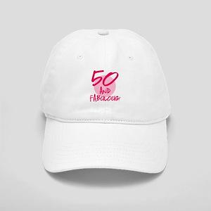 50 And Fabulous Cap