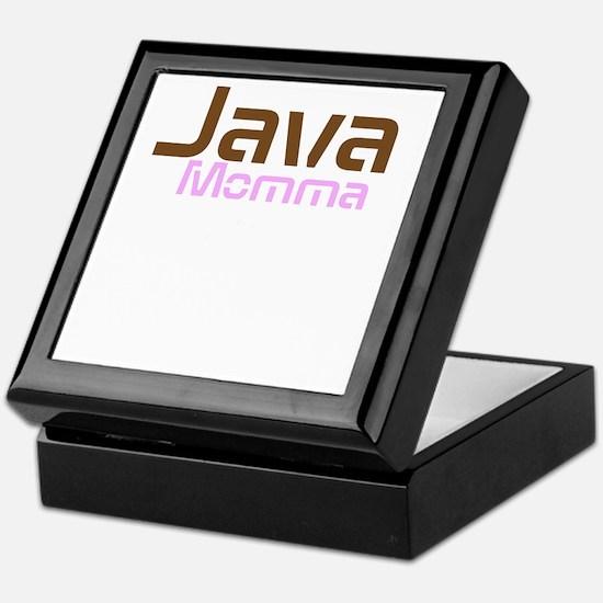 Java Momma Keepsake Box