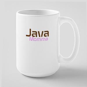Java Momma Large Mug