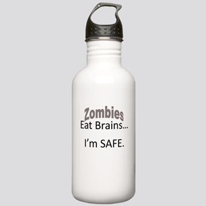 Zombies Eat Brains Stainless Water Bottle 1.0L