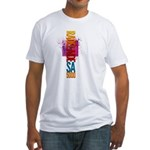 rAdelaide SA5000 Fitted T-Shirt