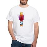 rAdelaide SA5000 White T-Shirt