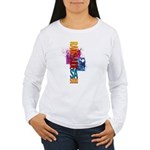 rAdelaide SA5000 tee shirts Women's Long Sleeve T-