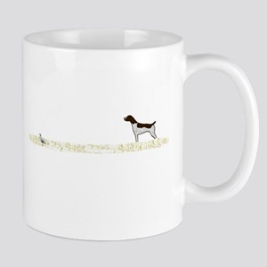Liver Tick GSP on Chukar Mug