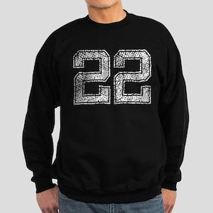 22, Vintage Sweatshirt (dark)
