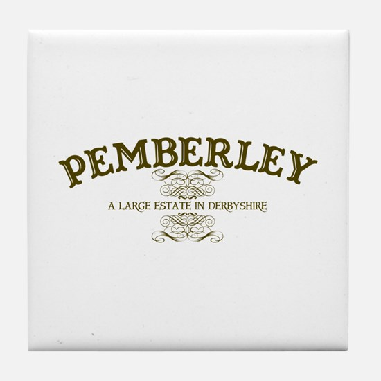 Pemberley A Large Estate In Derbyshire Tile Coaste