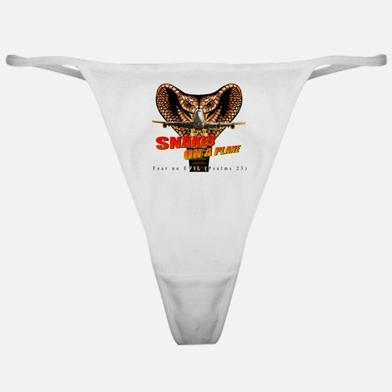 Snakes On A Plane Classic Thong
