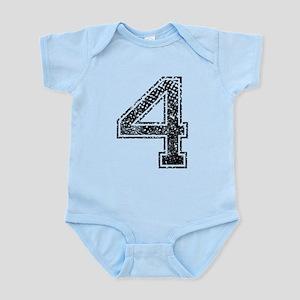 4, Vintage Infant Bodysuit