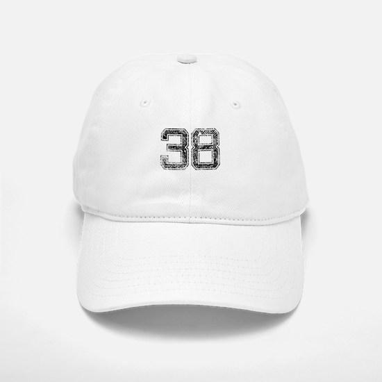 38, Vintage Baseball Baseball Cap