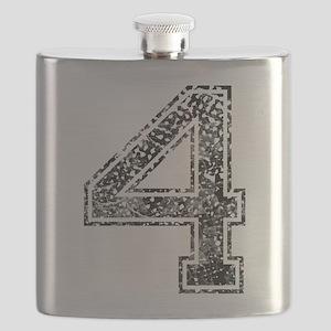 4, Vintage Flask