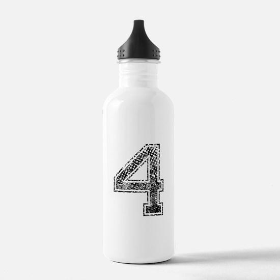 4, Vintage Water Bottle