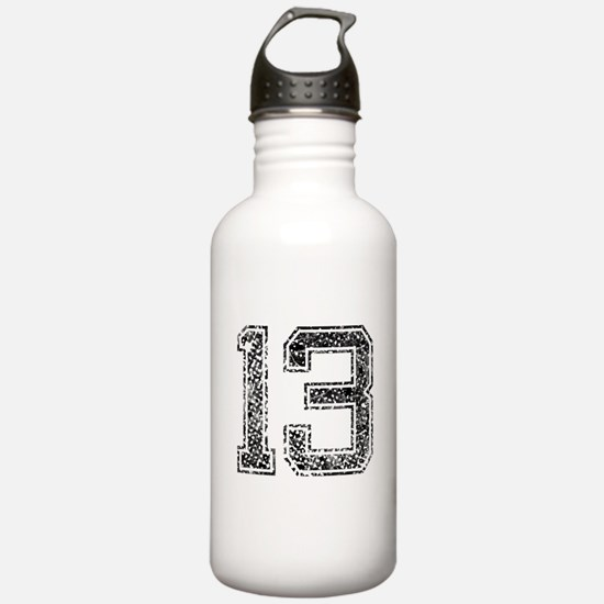 13, Vintage Water Bottle