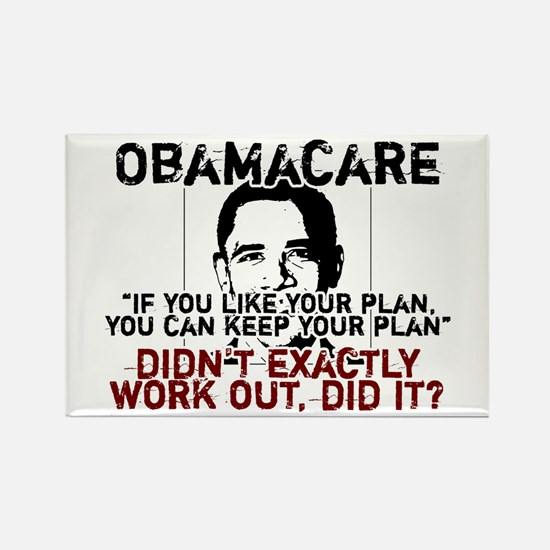 Obamacare if you like your plan you can keep it Re