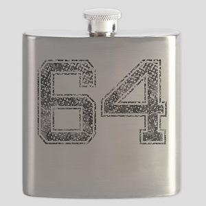 64, Vintage Flask