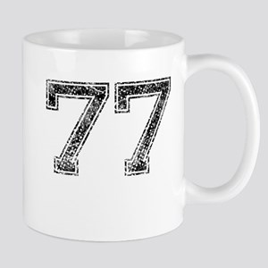 77, Vintage Mug