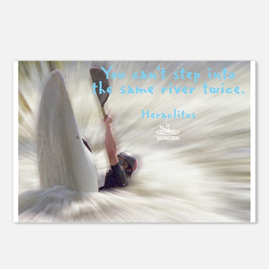 See You On The River Cards (Package of 8)