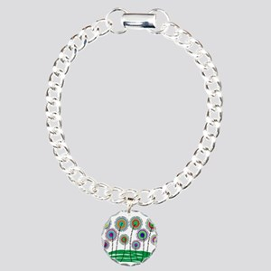 Physical Therapy Charm Bracelet, One Charm