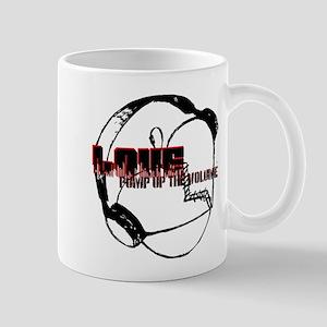 Love Pump up the volume (#4) Mug