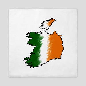IRISH Queen Duvet