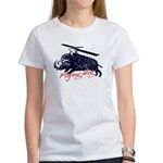 Flying boar Women's T-Shirt