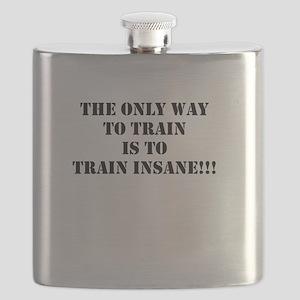 Train insane (beastmode) Flask