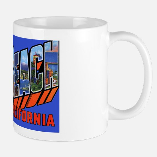 Long Beach California Mug