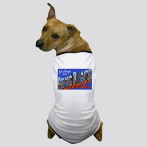 Long Beach California Dog T-Shirt