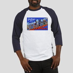 Long Beach California (Front) Baseball Jersey