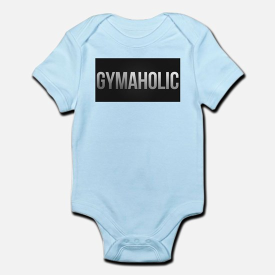 Gymaholic Infant Bodysuit