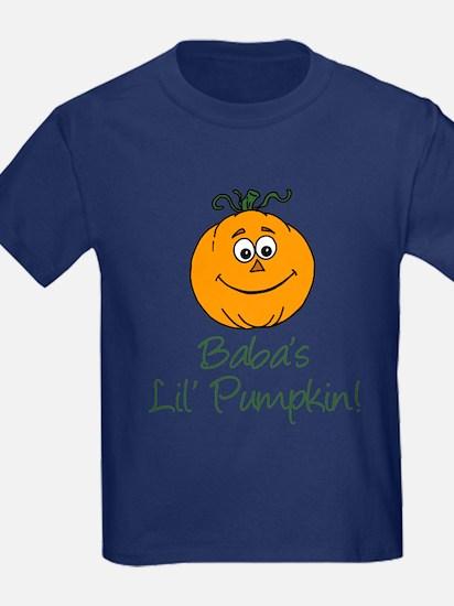 Baba Little Pumpkin T