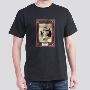 Victorian Christmas photograph Dark T-Shirt