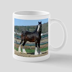 Ruskington Danny, English Shire Stallion Mug