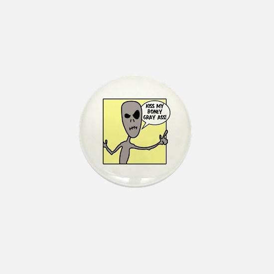 alien Mini Button